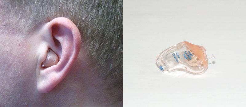 In-dem-Ohr Hörsystem